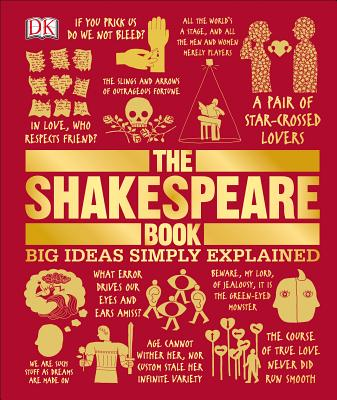Cover for The Shakespeare Book