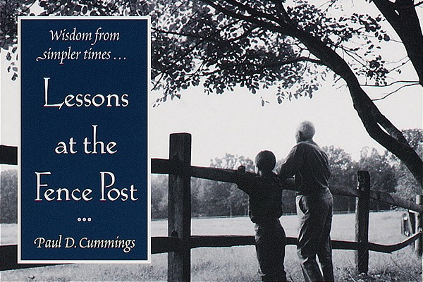 Lessons at the Fence Post Cover