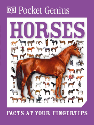 Pocket Genius: Horses: Facts at Your Fingertips Cover Image