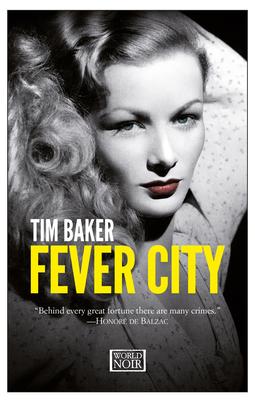 Fever City Cover Image
