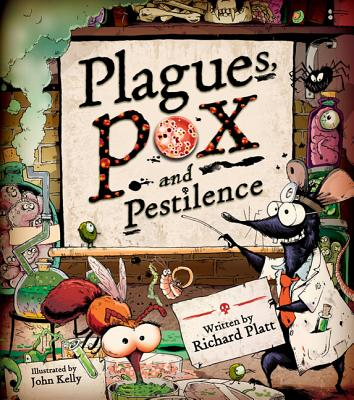 Plagues, Pox, and Pestilence Cover