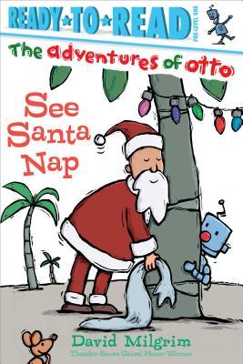 See Santa Nap Cover