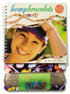 Hemp Bracelets Cover Image