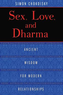 Cover for Sex, Love, and Dharma