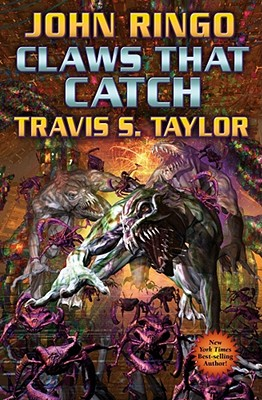 Cover for claws that catch (Looking Glass #4)