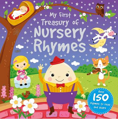 Cover for My First Treasury of Nursery Rhymes