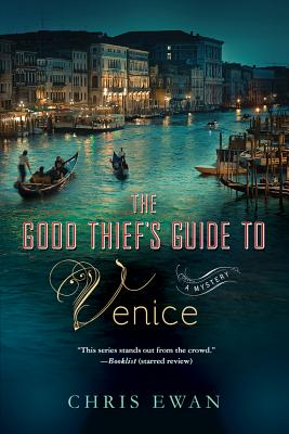The Good Thief's Guide to Venice Cover