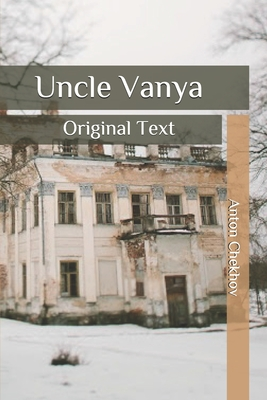 Cover for Uncle Vanya