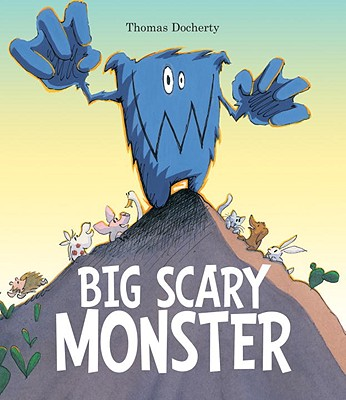 Big Scary Monster Cover