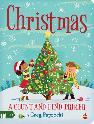 Christmas: A Count and Find Primer Cover Image