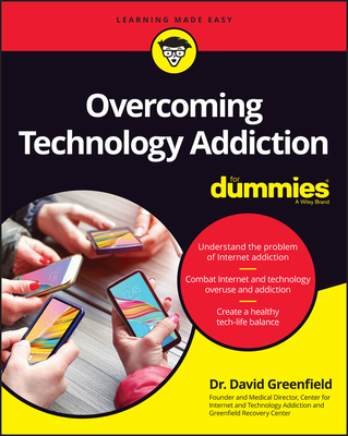 Overcoming Internet Addiction for Dummies Cover Image