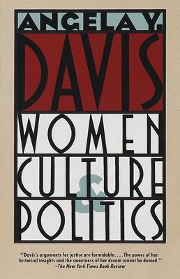 Women, Culture & Politics Cover Image