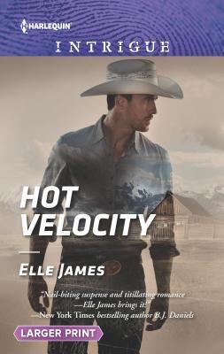 Cover for Hot Velocity (Ballistic Cowboys)