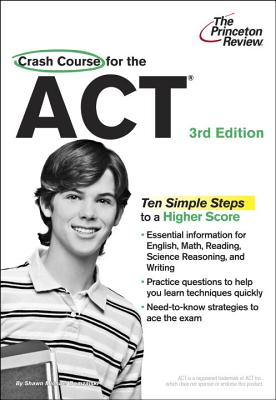 Crash Course for the ACT, 3rd Edition Cover