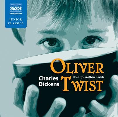 Oliver Twist (Naxos Junior Classics (Audio)) Cover Image