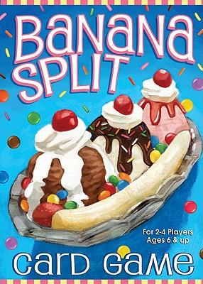 Banana Split Card Game Cover Image