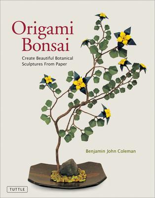Cover for Origami Bonsai