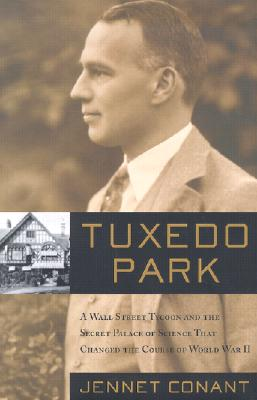 Tuxedo Park Cover