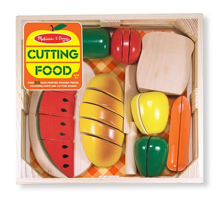 Cutting Food Cover Image