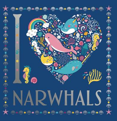 Cover for I Heart Narwhals, 4