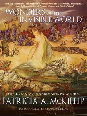 Wonders of the Invisible World Cover
