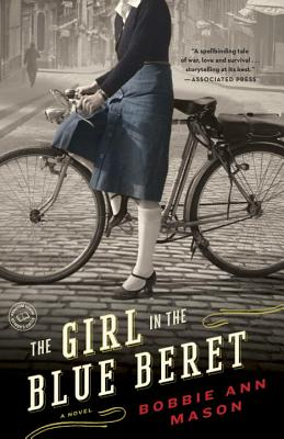 The Girl in the Blue Beret: A Novel Cover Image