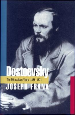 Cover for Dostoevsky