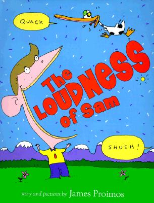 The Loudness of Sam Cover