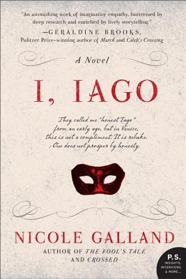 I, Iago Cover