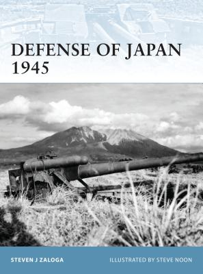 Defense of Japan 1945 Cover