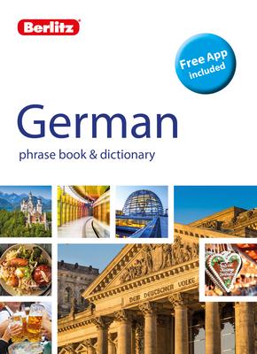 Berlitz Phrase Book & Dictionary German (Bilingual Dictionary) (Berlitz Phrasebooks) Cover Image
