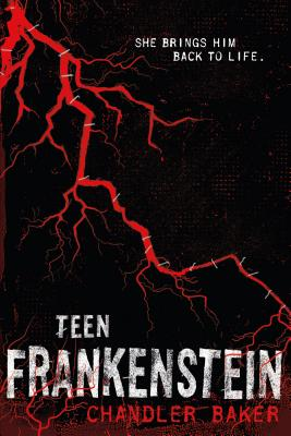 Teen Frankenstein: High School Horror Cover Image