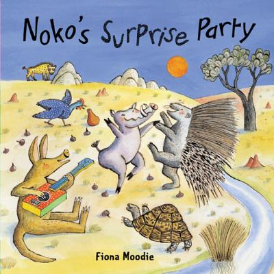 Noko's Surprise Party Cover