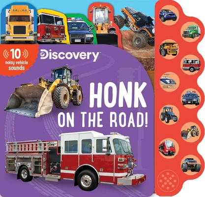 Discovery: Honk on the Road! (10-Button Sound Books) Cover Image