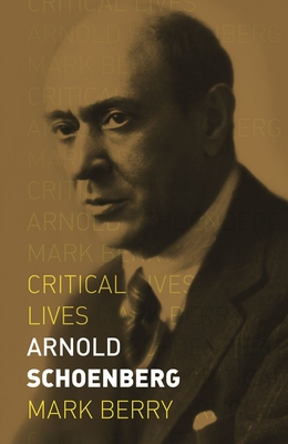 Arnold Schoenberg Cover Image