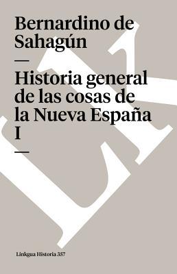 Historia general de las cosas de la Nueva España I Cover Image