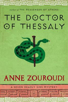 The Doctor of Thessaly Cover