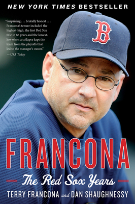 Francona: The Red Sox Years Cover Image