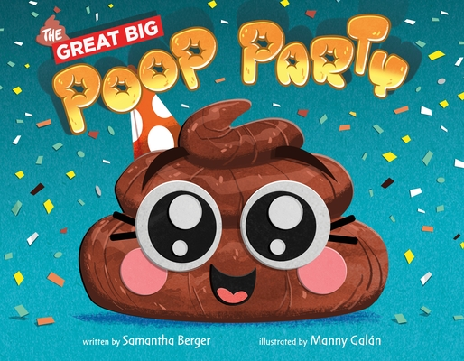 The Great Big Poop Party Cover Image