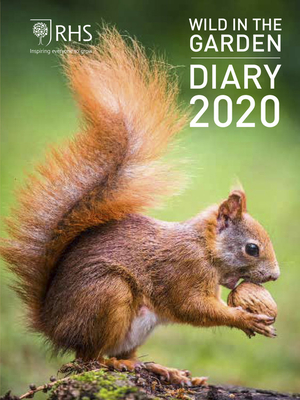 Royal Horticultural Society Wild in the Garden Pocket Diary 2020 Cover Image