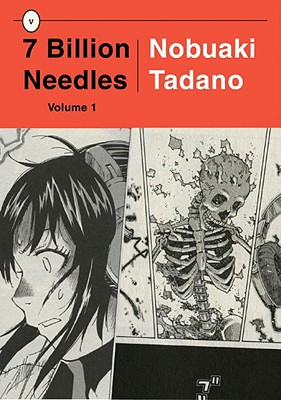 7 Billion Needles, Volume 1 Cover