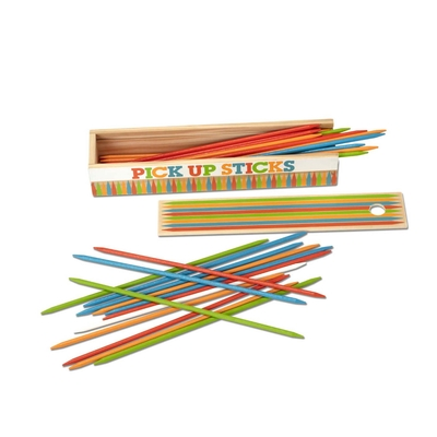 Wooden Pick - Up Sticks Cover Image