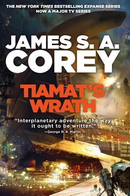 Tiamat's Wrath cover image