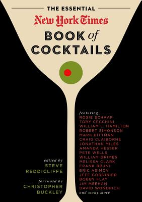 The Essential New York Times Book of Cocktails Cover Image
