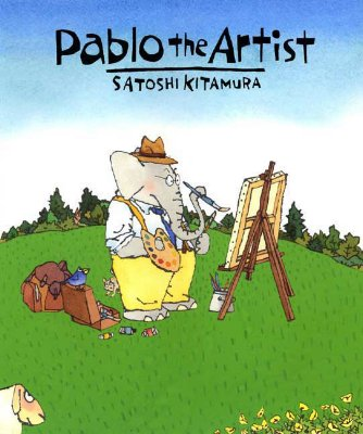Pablo the Artist Cover