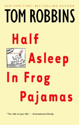 Half Asleep in Frog Pajamas Cover