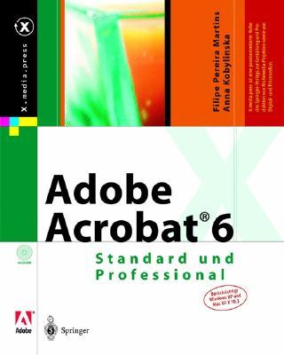 Adobe Acrobat(r) 6: Standard Und Professional (X.Media.Press) Cover Image
