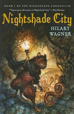 Nightshade City Cover