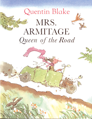 Cover for Mrs. Armitage