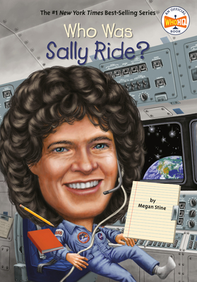 Who Was Sally Ride? Cover